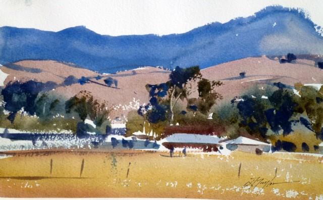 Bob Ross Landscape Brushes Still Life With Bob Ross