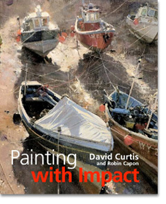 Painting with Impact - David Curtis