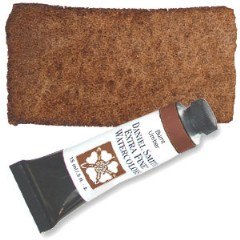 Daniel Smith Extra Fine Watercolours - Burnt Umber Series 1 15ml -
